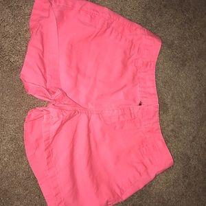 Pants - Pink shorts
